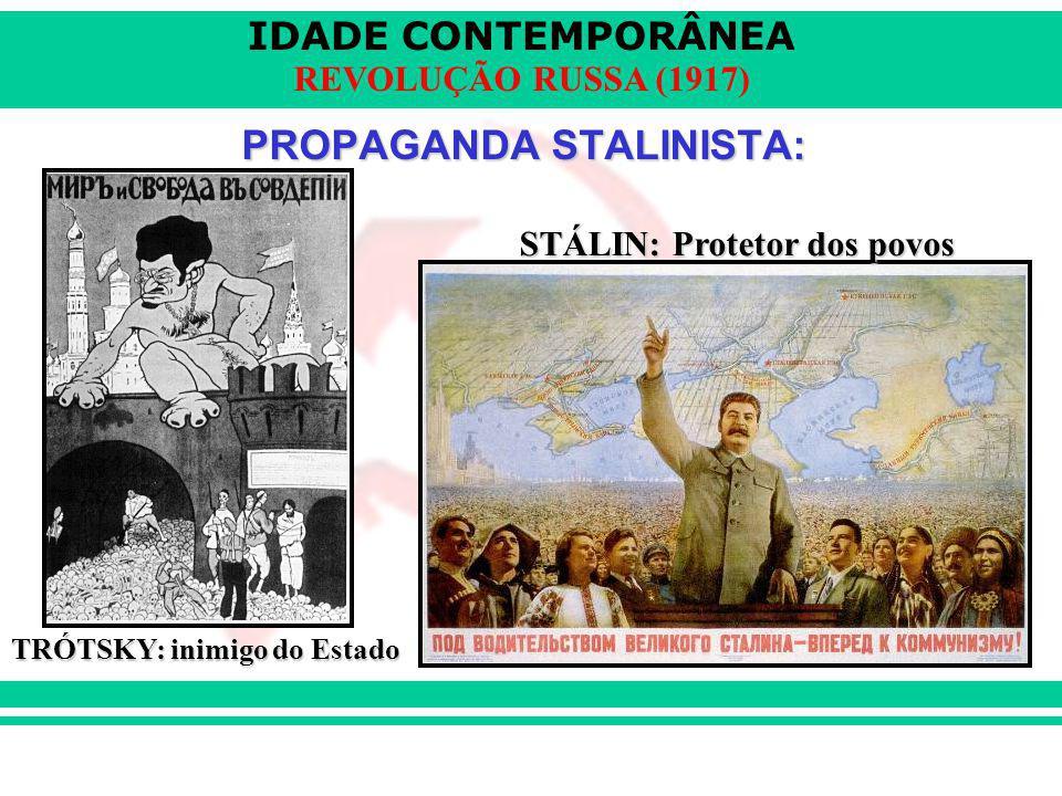 PROPAGANDA STALINISTA: