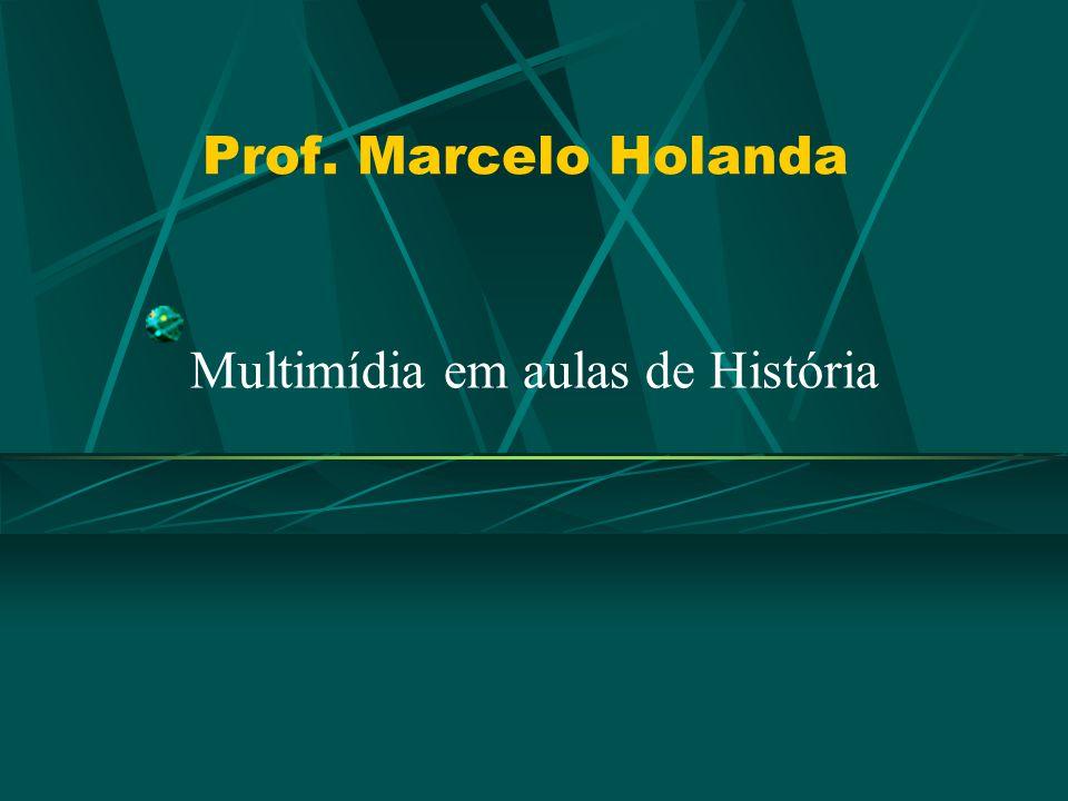 Multimídia em aulas de História