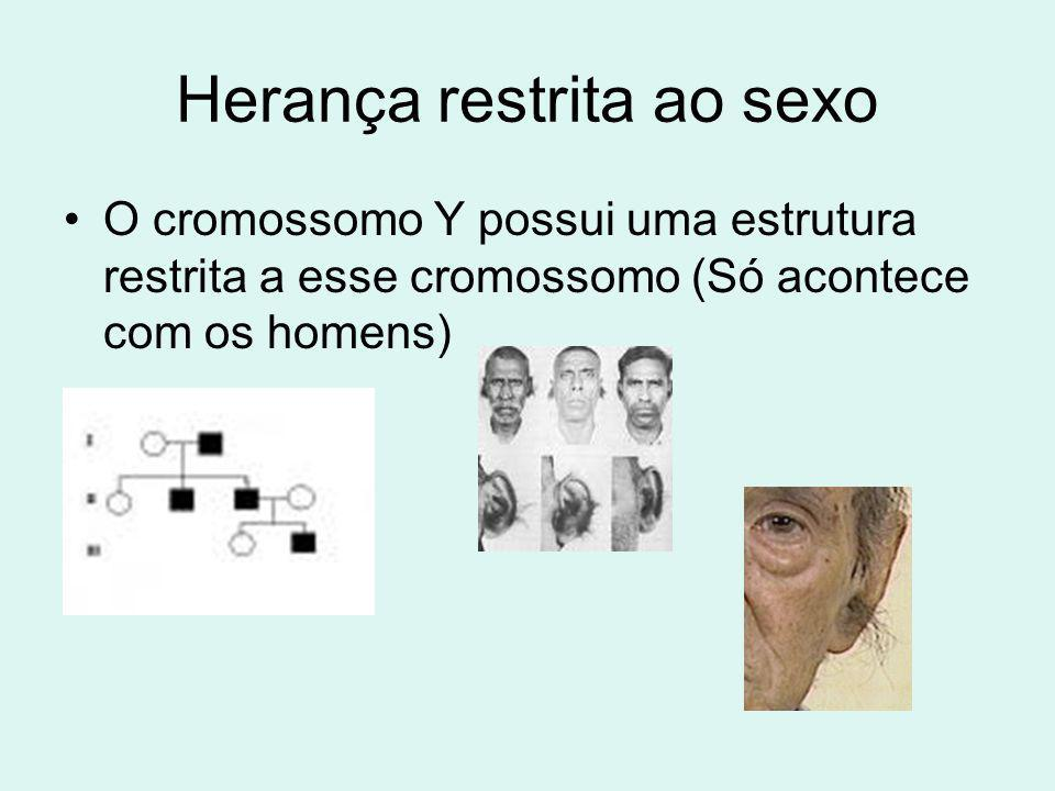 Herança restrita ao sexo