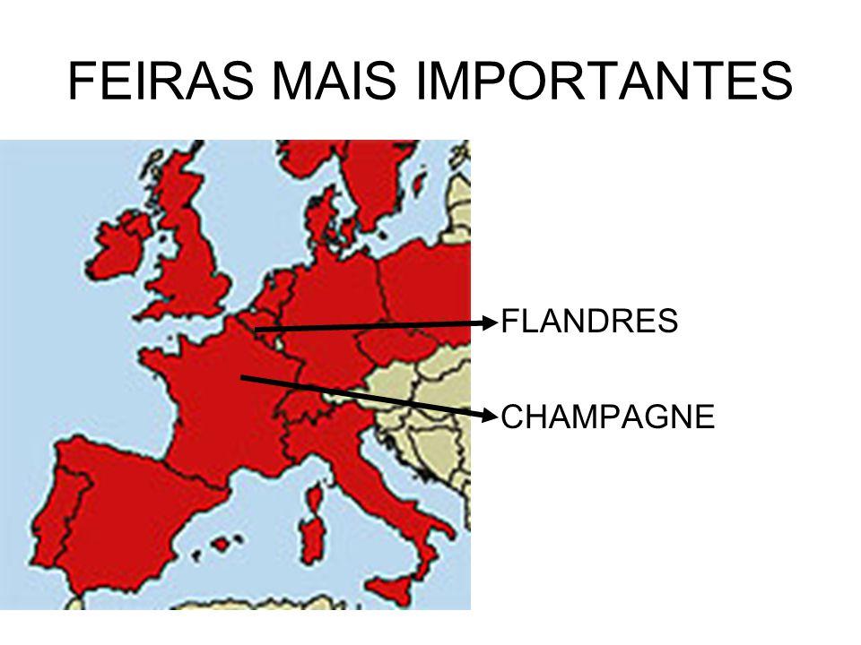 FEIRAS MAIS IMPORTANTES