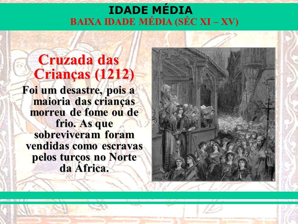 Cruzada das Crianças (1212)