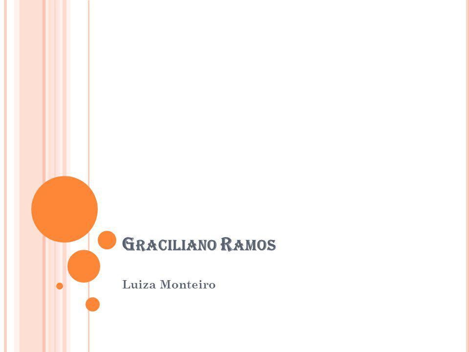 Graciliano Ramos Luiza Monteiro