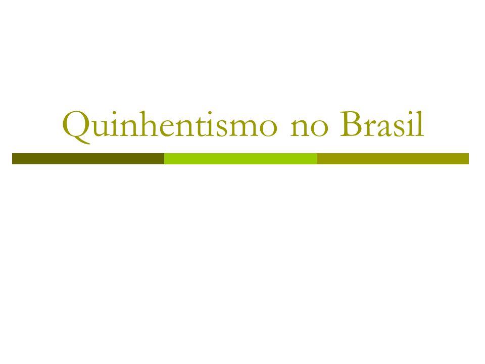 Quinhentismo no Brasil