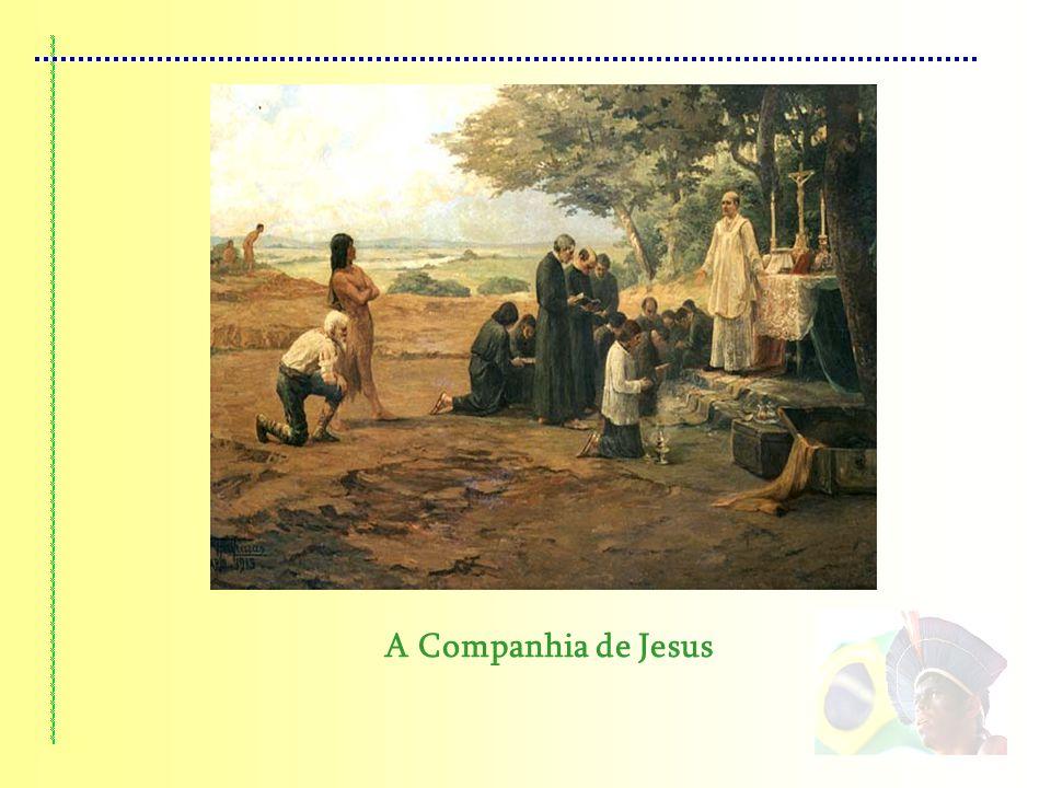 Padrão Geral A Companhia de Jesus