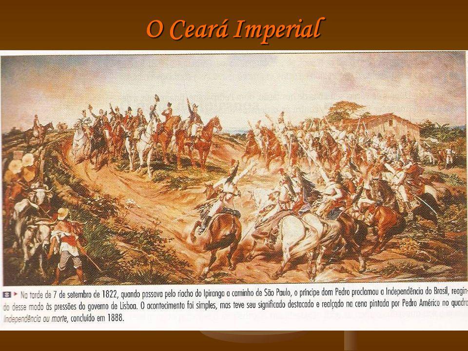 O Ceará Imperial
