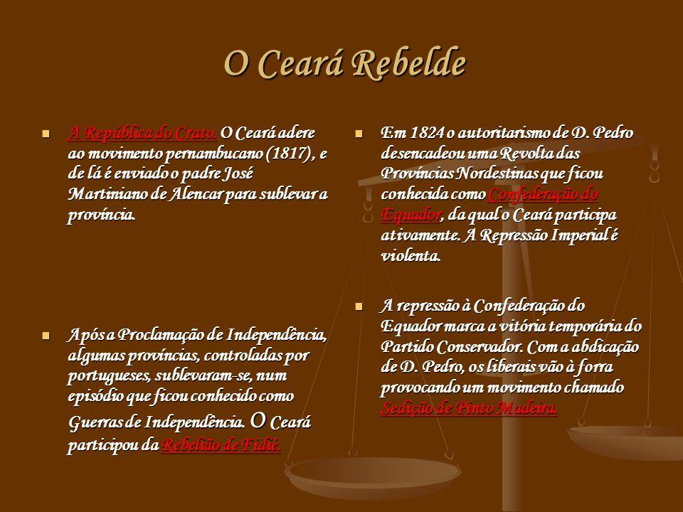 O Ceará Rebelde