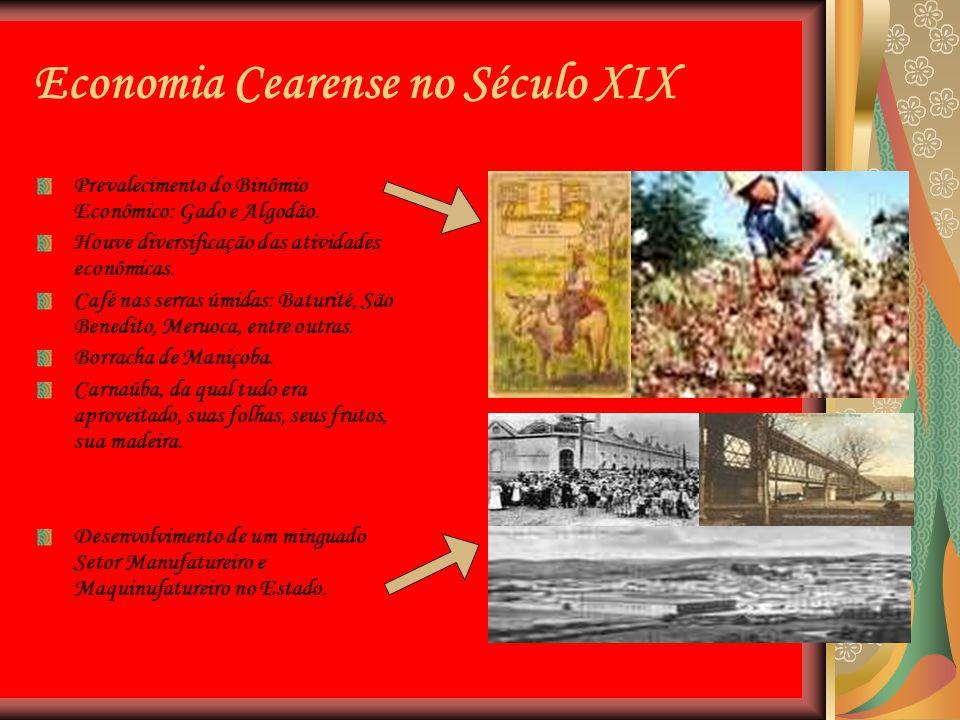 Economia Cearense no Século XIX