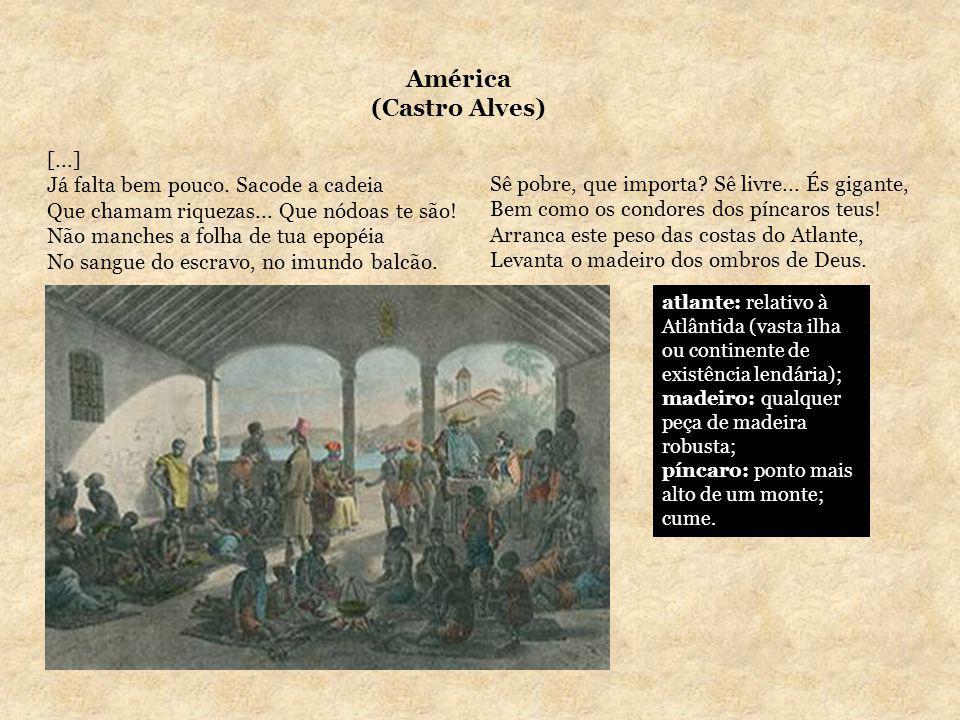 América (Castro Alves)