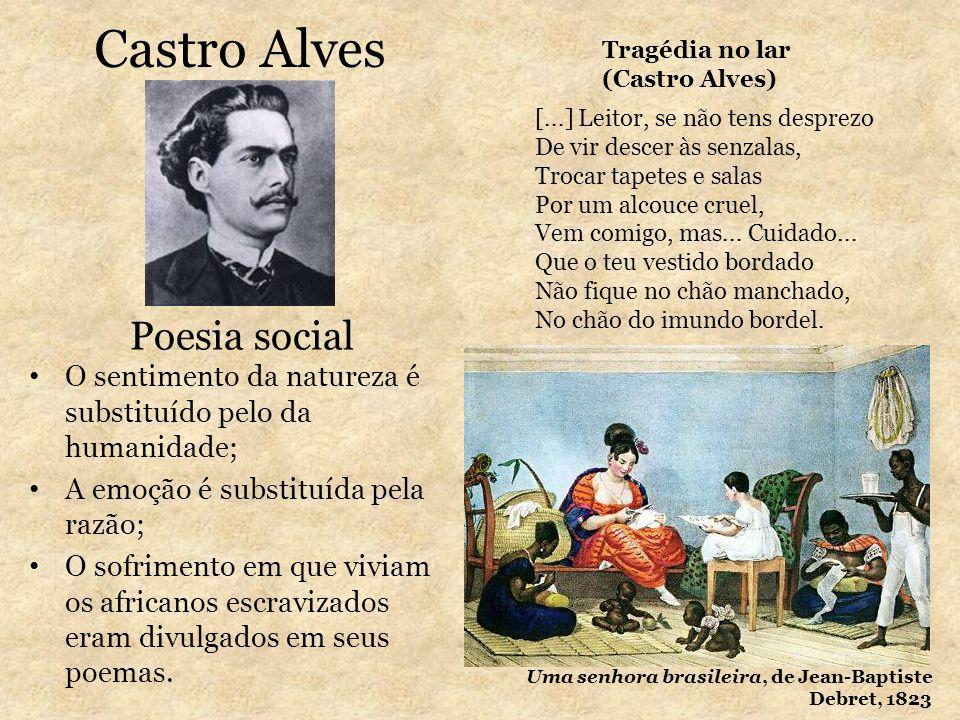 Castro Alves Poesia social