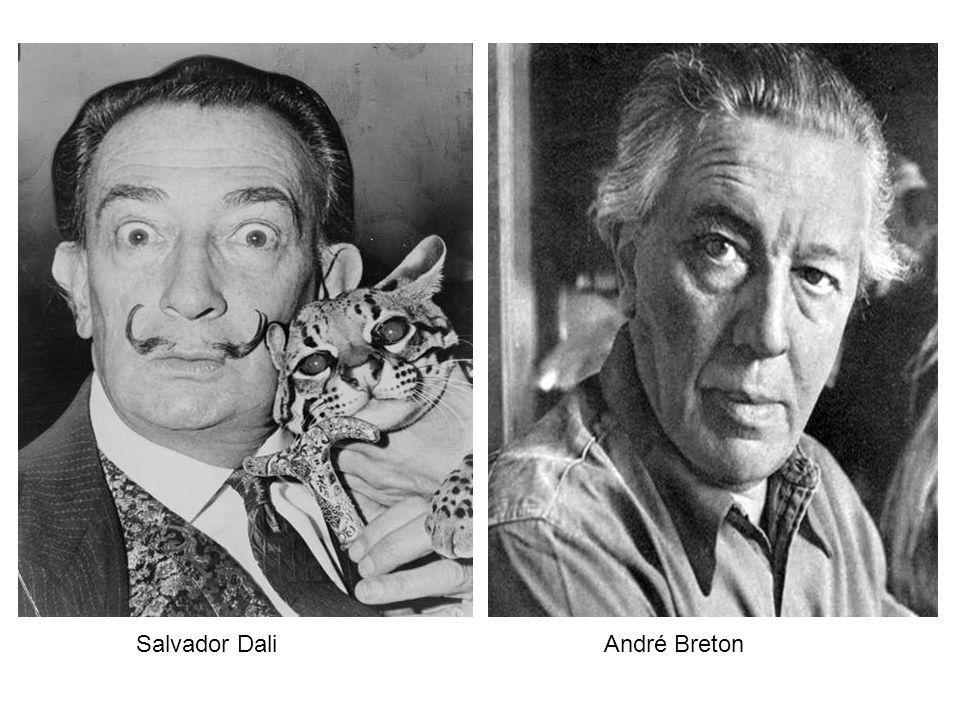 Salvador Dali André Breton
