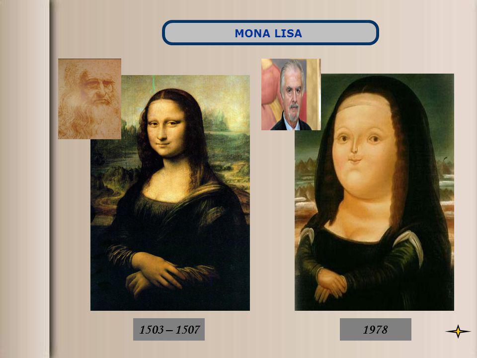 MONA LISA 1503 – 1507 1978