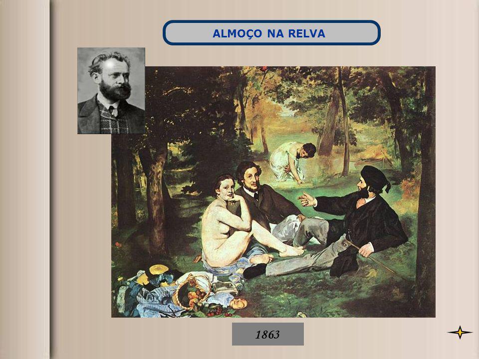 ALMOÇO NA RELVA 1863
