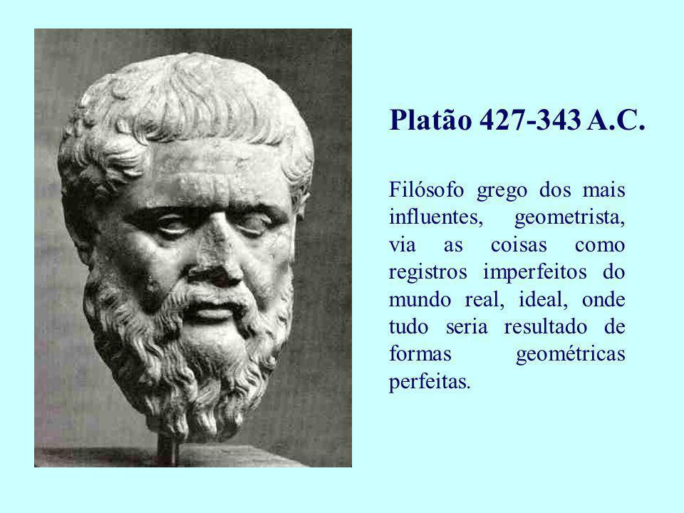 Platão 427-343 A.C.