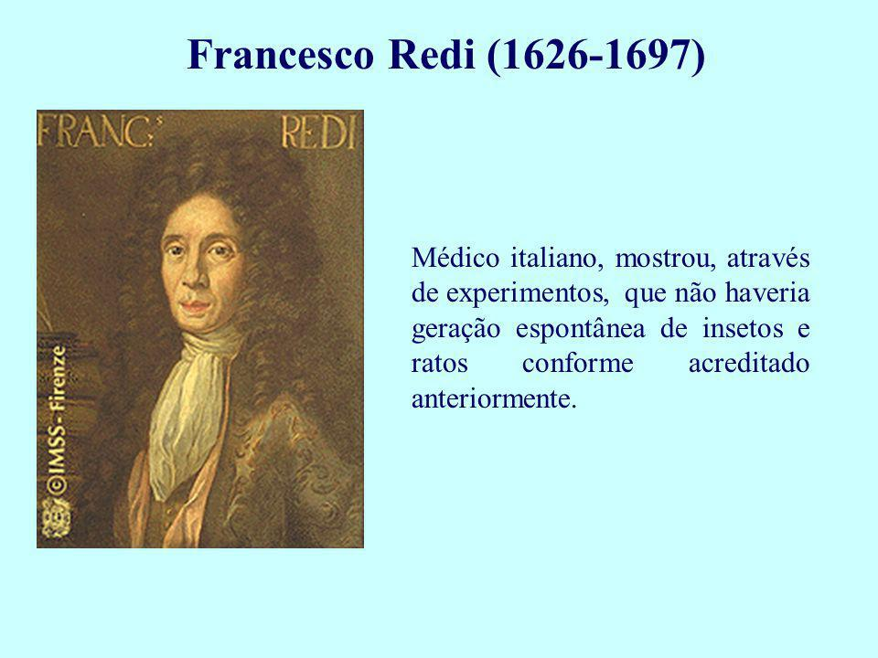 Francesco Redi (1626-1697)