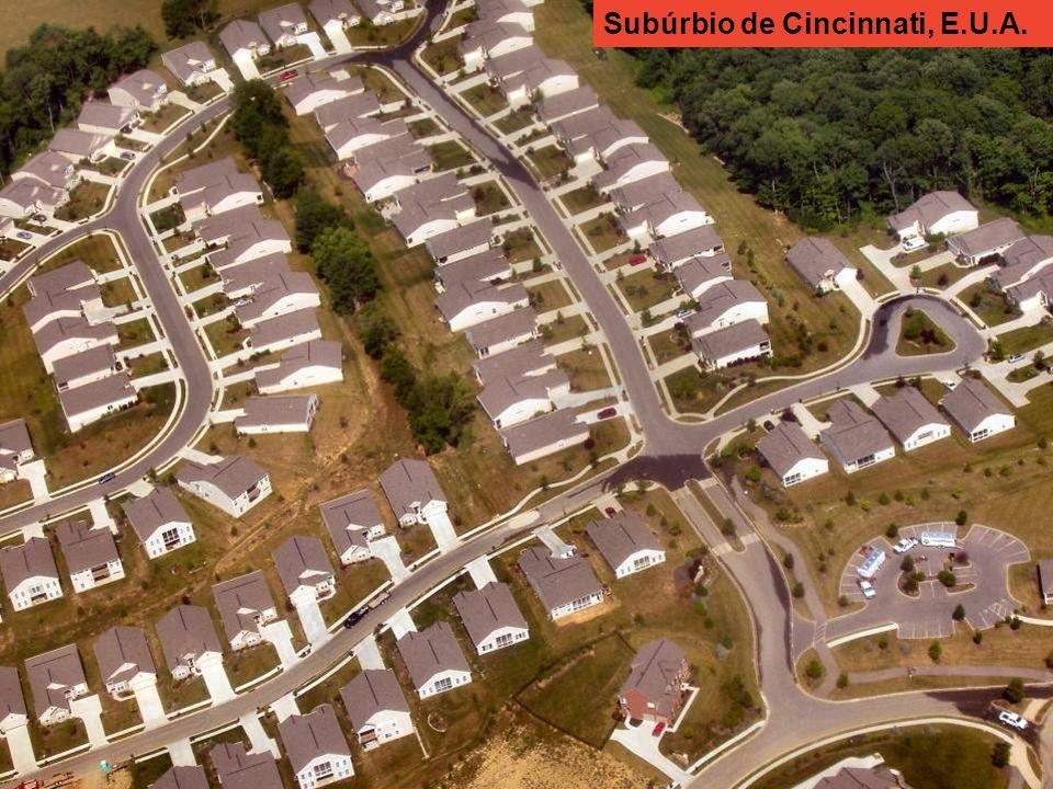 Subúrbio de Cincinnati, E.U.A.