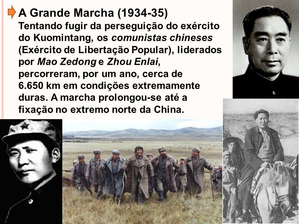 A Grande Marcha (1934-35)