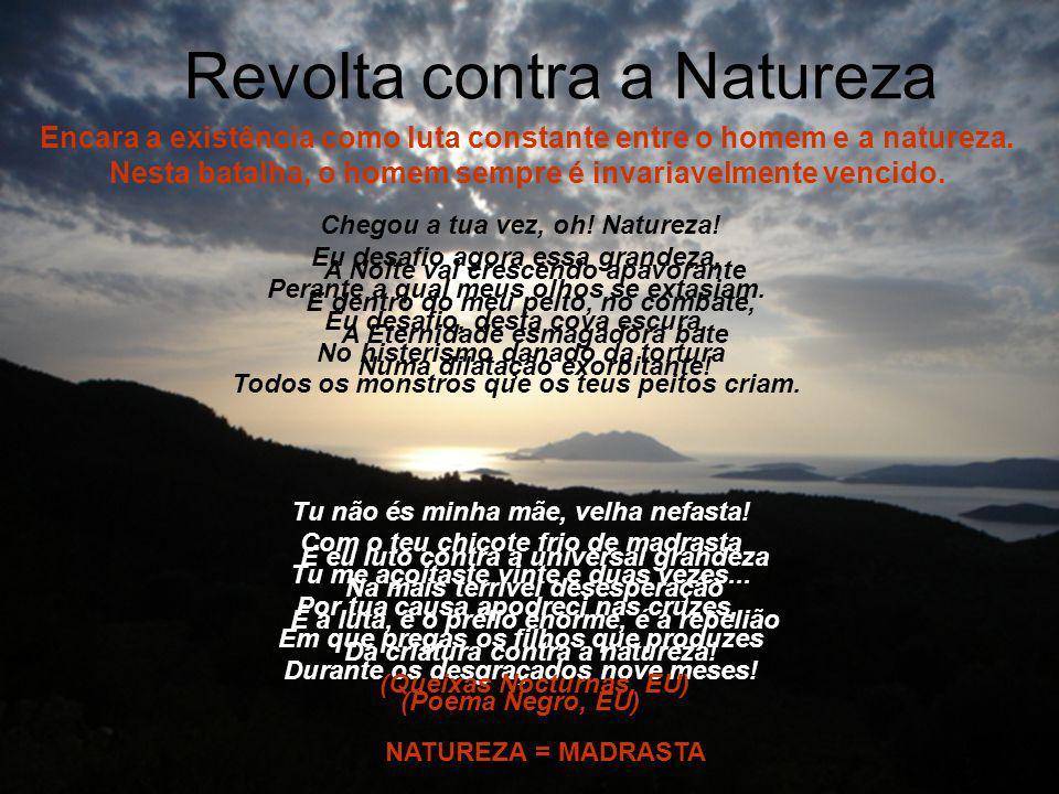 Revolta contra a Natureza