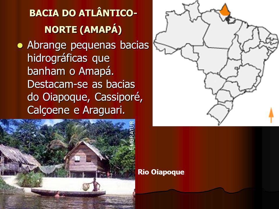 BACIA DO ATLÂNTICO-NORTE (AMAPÁ)