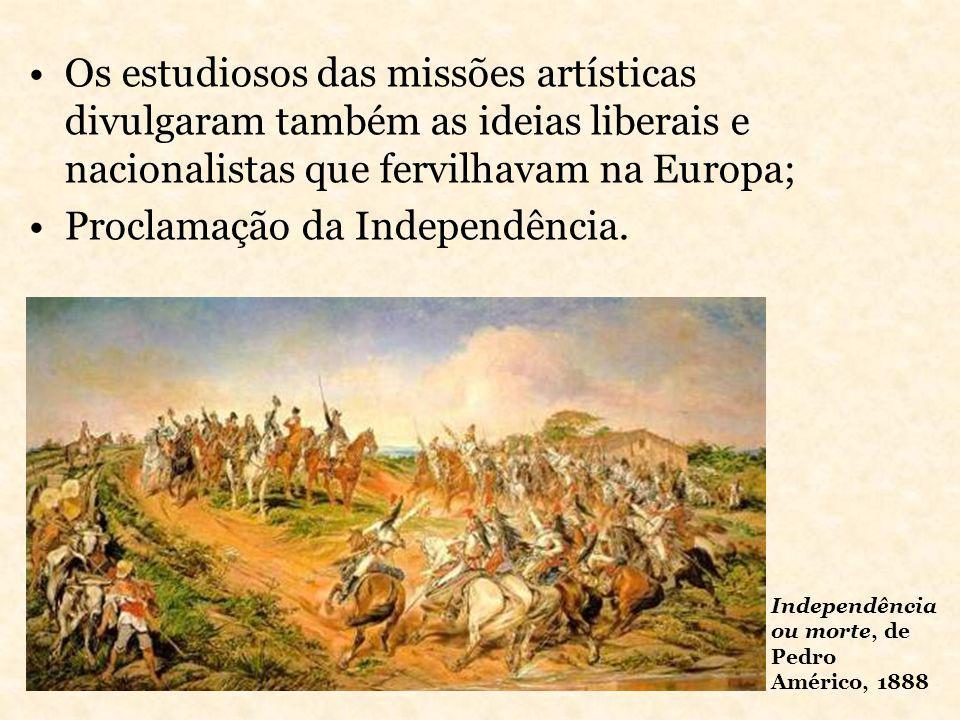 Proclamação da Independência.