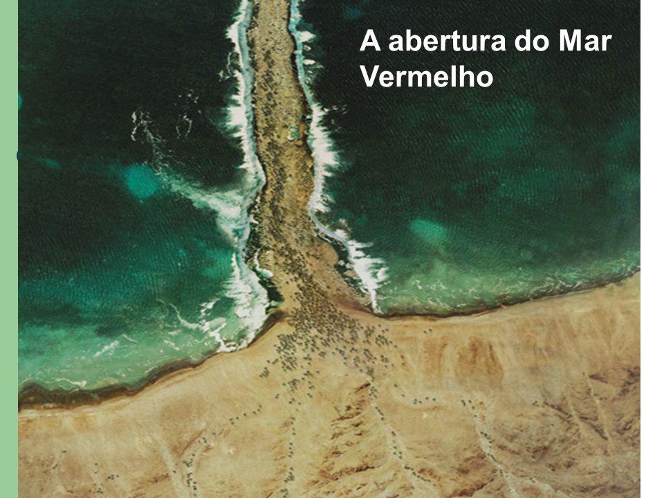 A abertura do Mar Vermelho