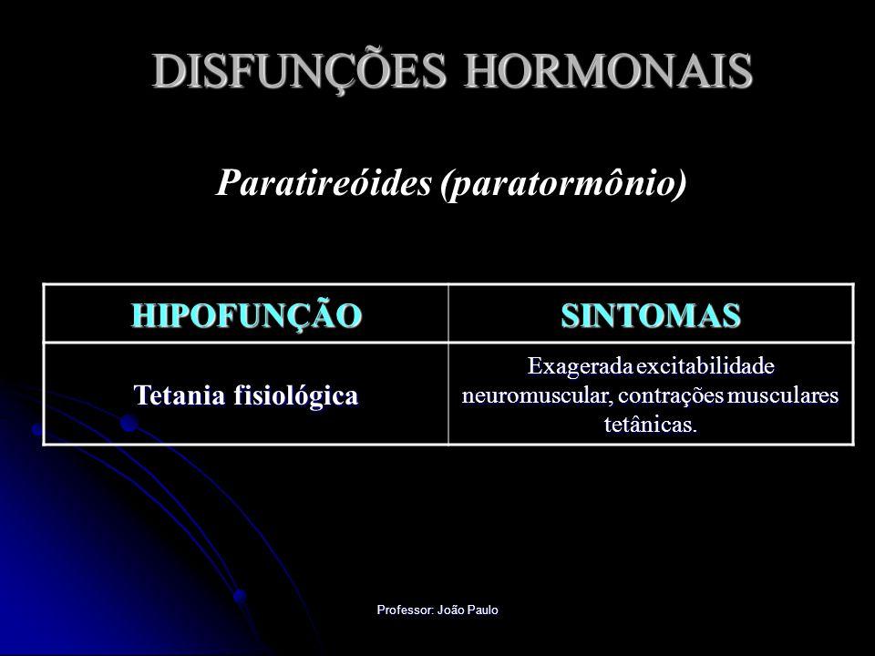 Paratireóides (paratormônio)