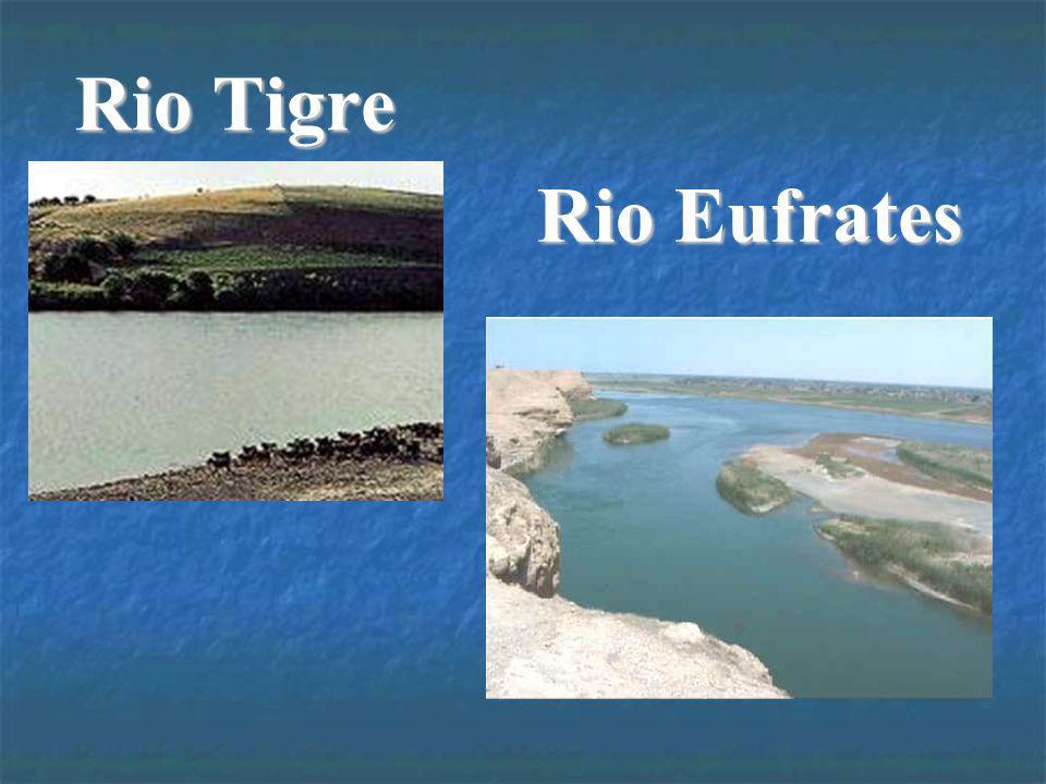 Rio Tigre Rio Eufrates