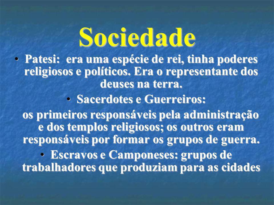 Sacerdotes e Guerreiros: