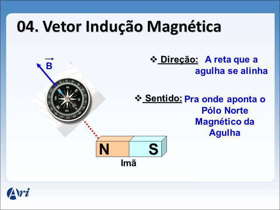 04. Vetor Indução Magnética