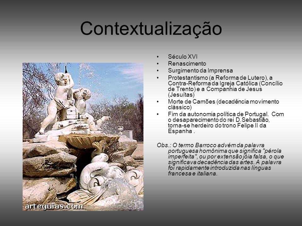 Contextualização Século XVI Renascimento Surgimento da Imprensa