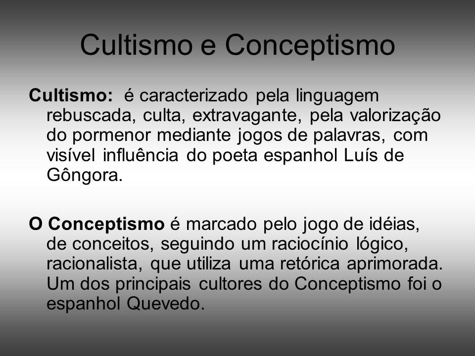 Cultismo e Conceptismo
