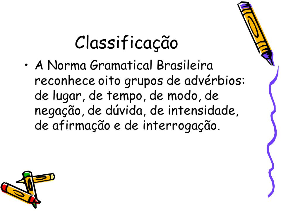 Classificação