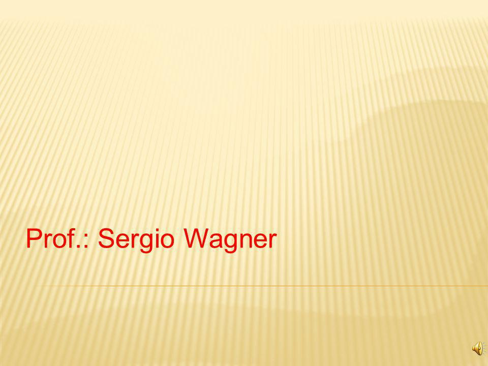 Prof.: Sergio Wagner