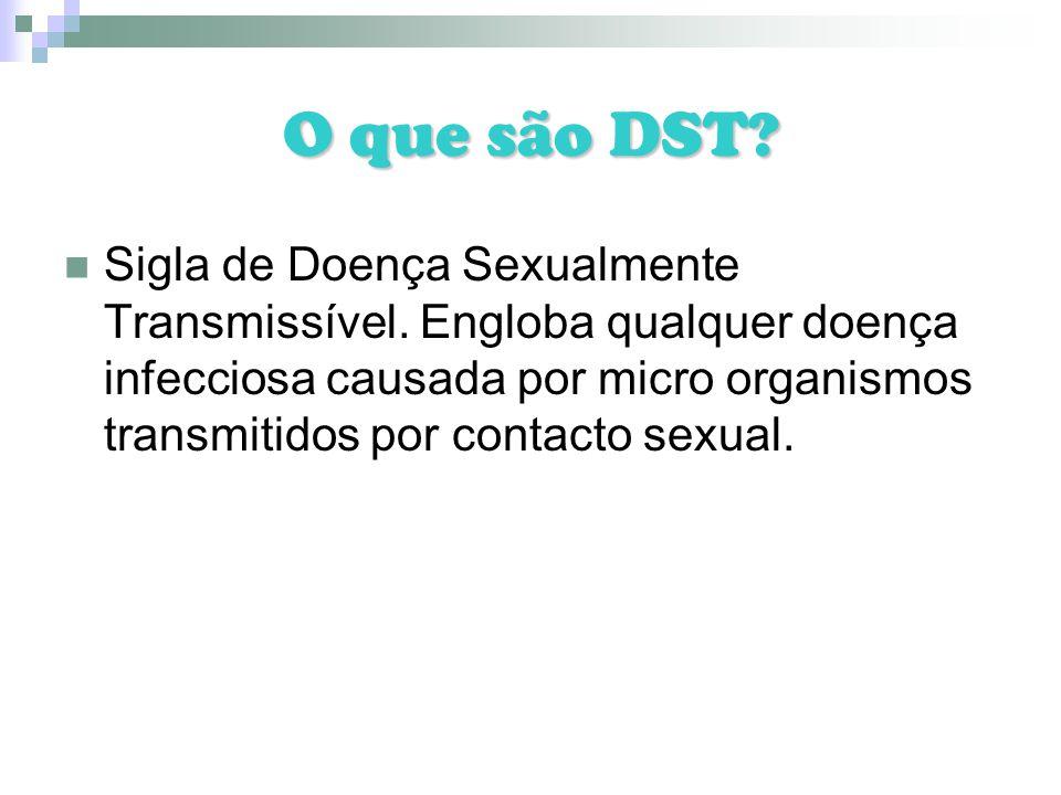 O que são DST