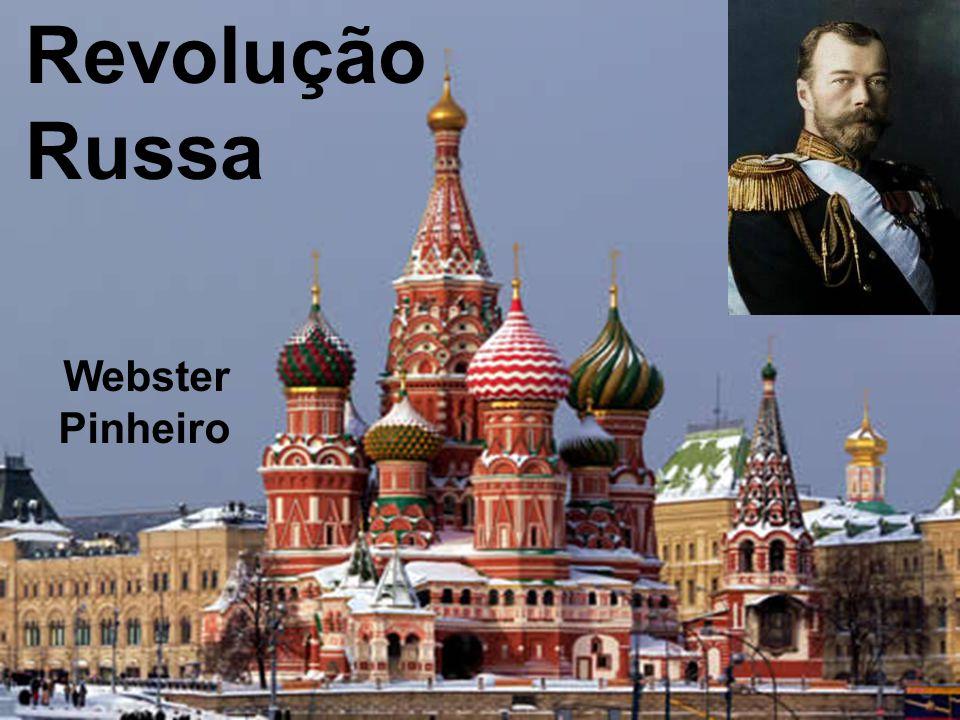 Revolução Russa Webster Pinheiro