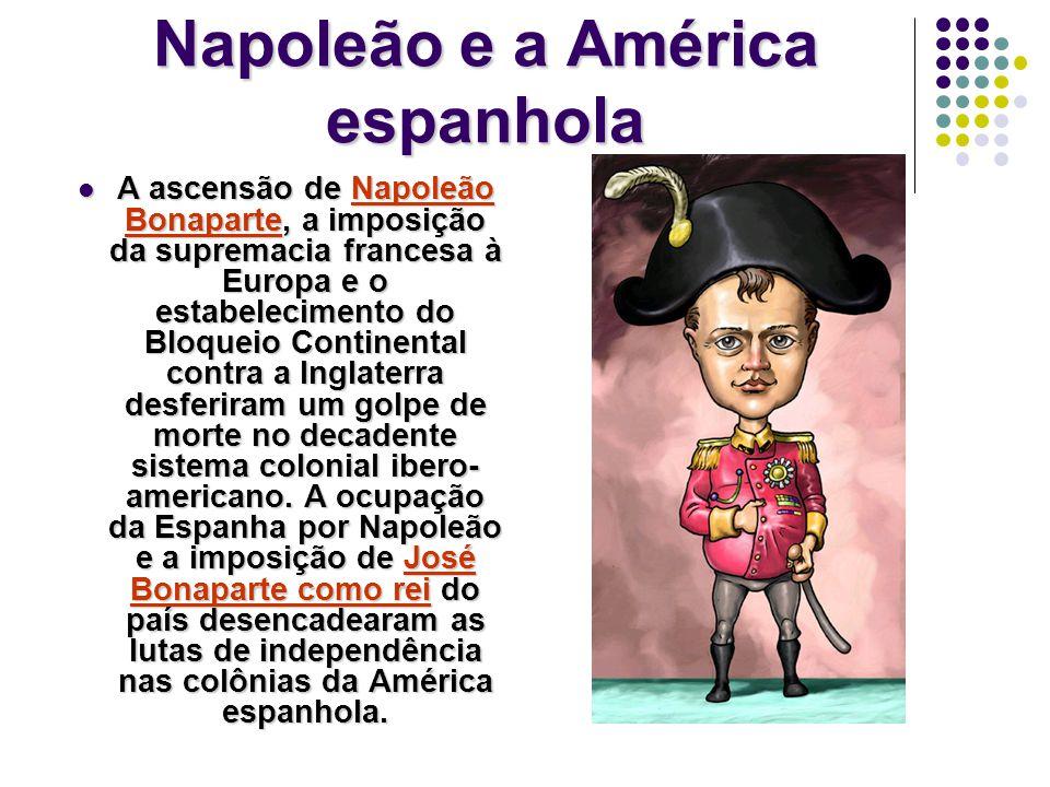 Napoleão e a América espanhola