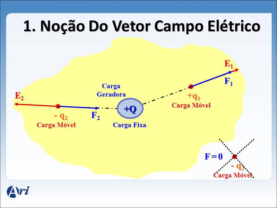 1. Noção Do Vetor Campo Elétrico