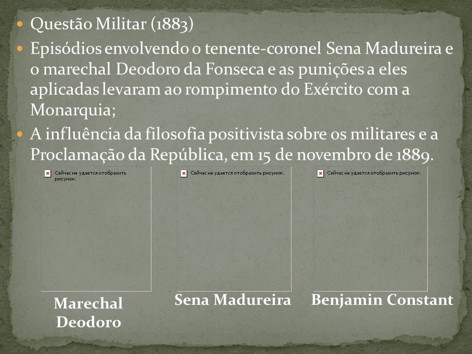 Questão Militar (1883)