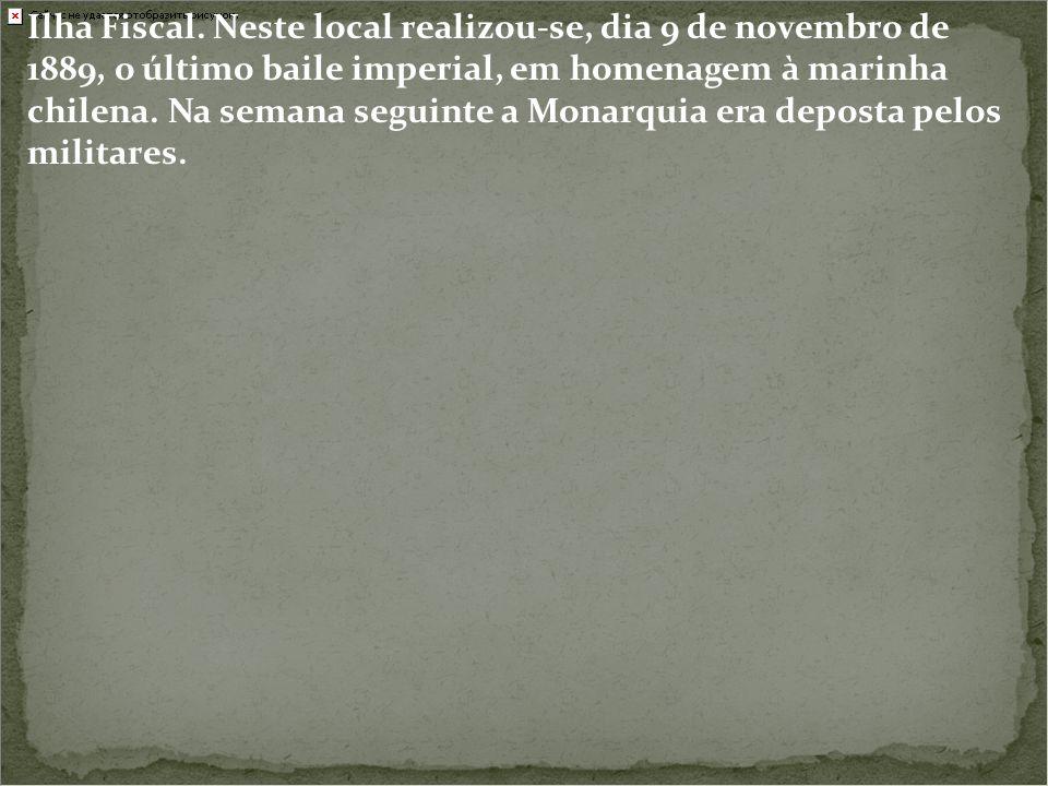 Ilha Fiscal.