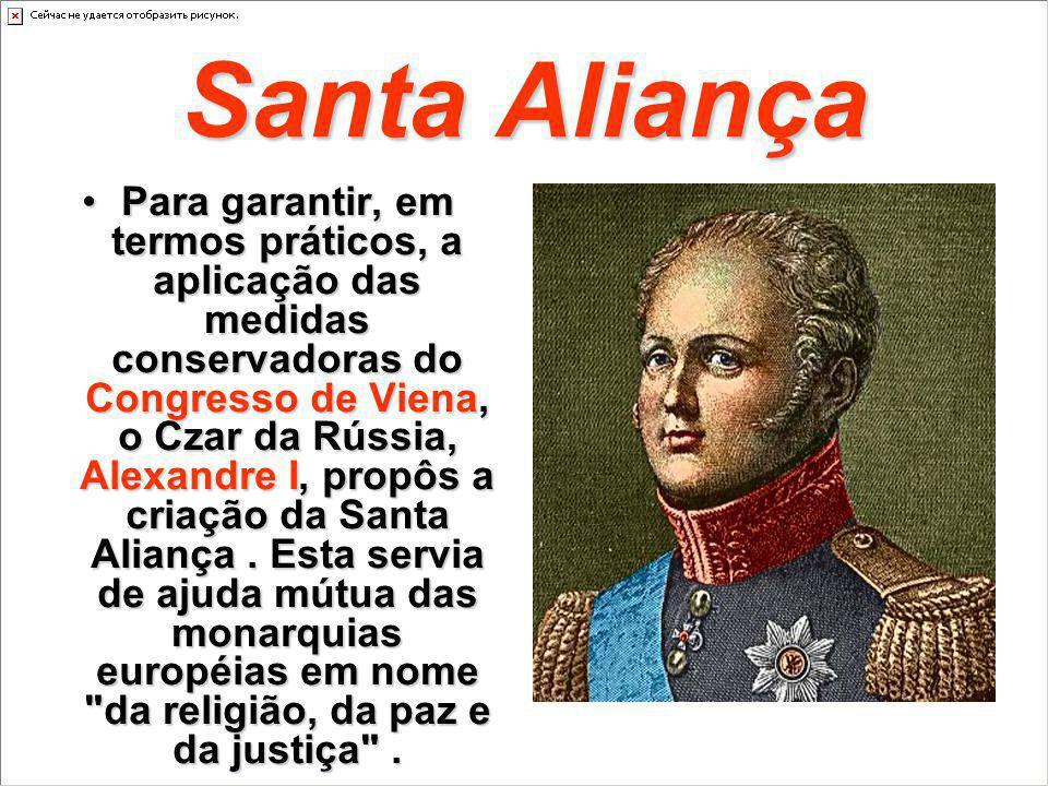 Santa Aliança