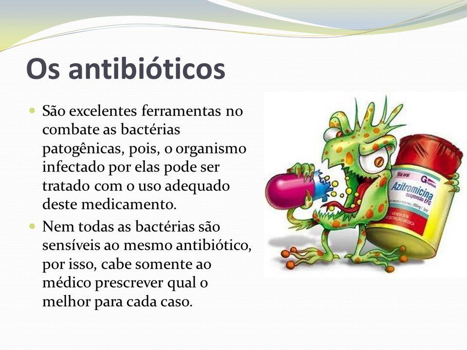 Os antibióticos