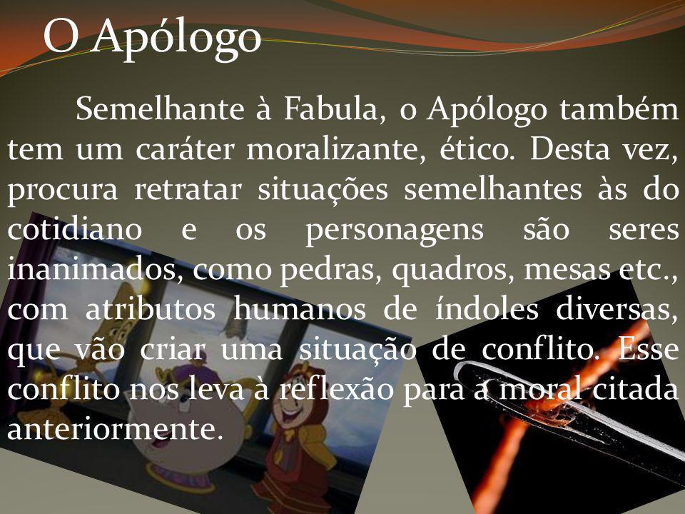 O Apólogo