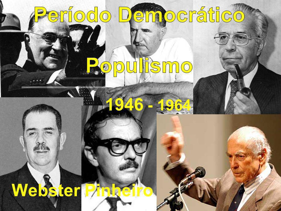 Período Democrático Populismo