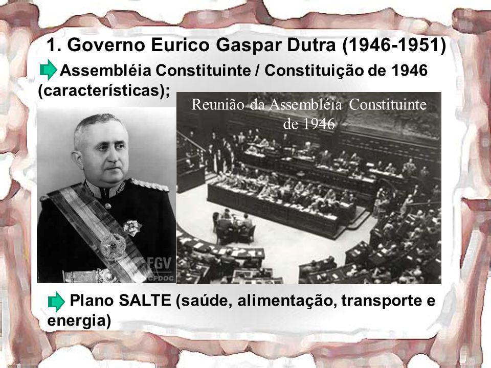 Reunião da Assembléia Constituinte de 1946