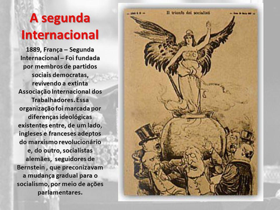 A segunda Internacional