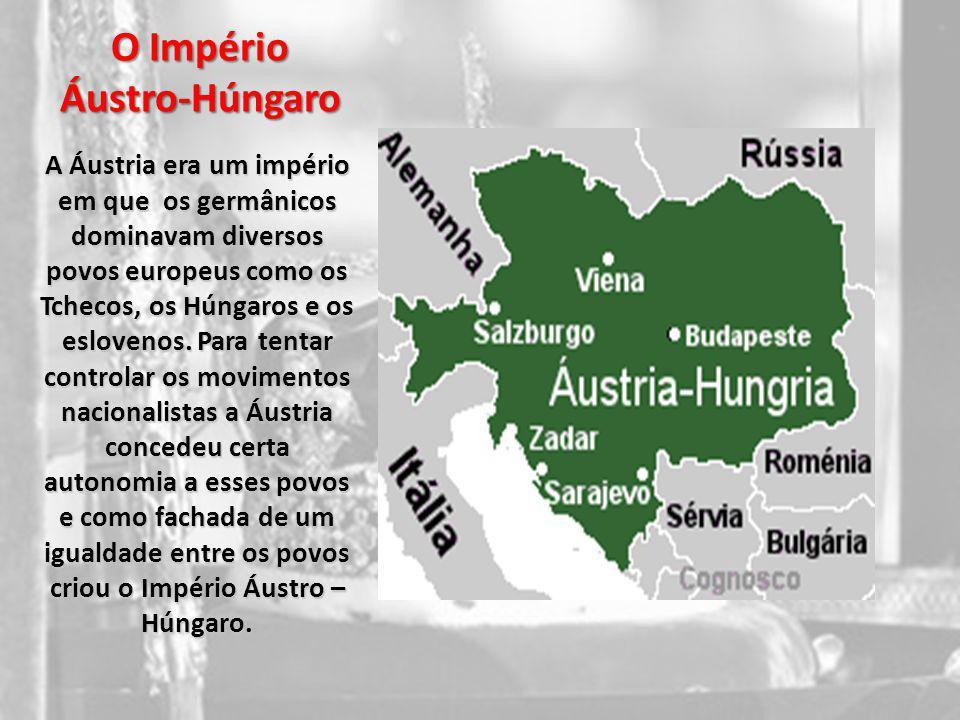 O Império Áustro-Húngaro