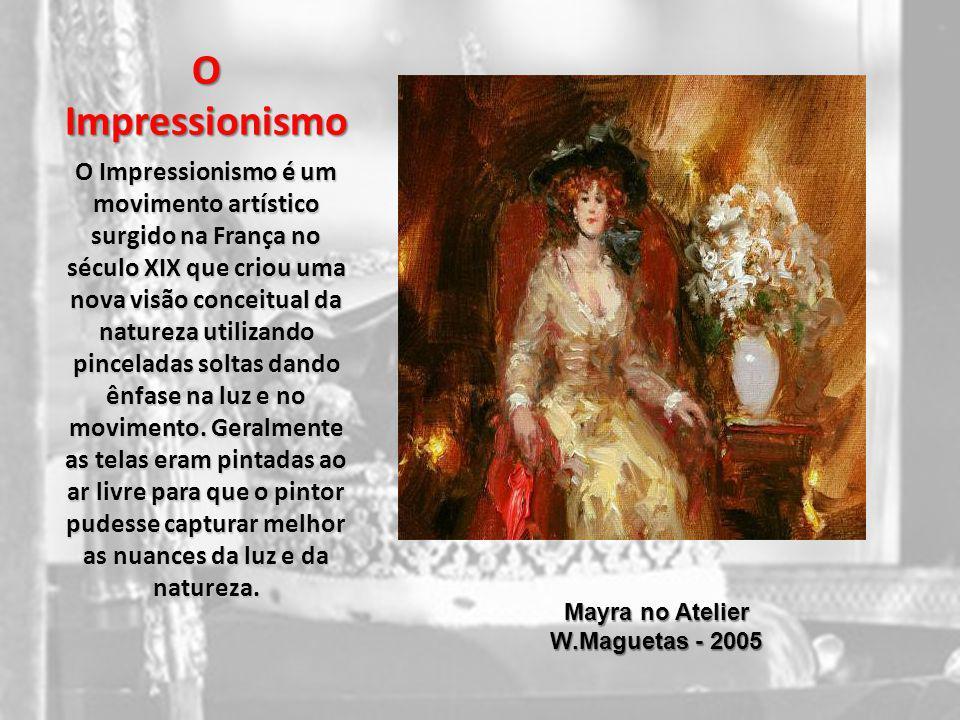 Mayra no Atelier W.Maguetas - 2005
