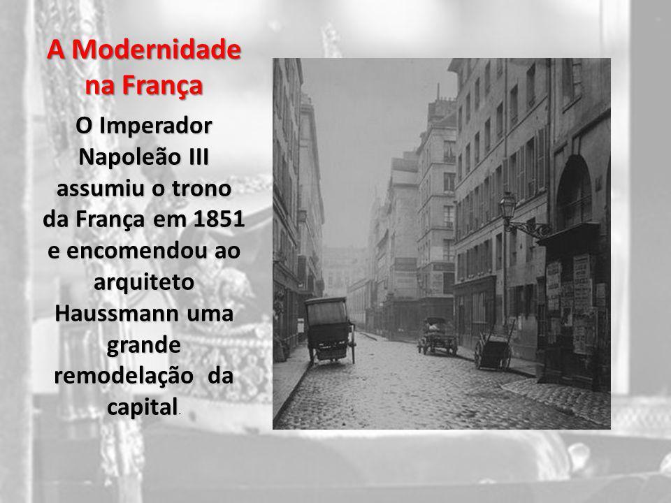 A Modernidade na França