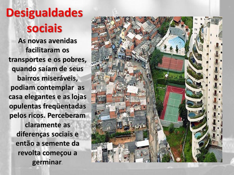 Desigualdades sociais