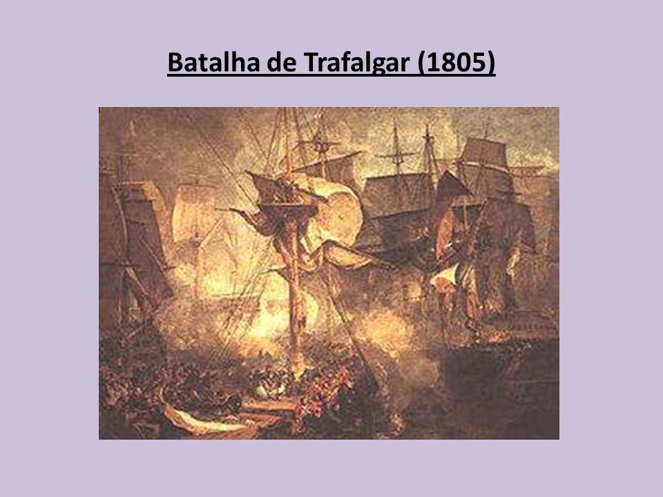 Batalha de Trafalgar (1805)