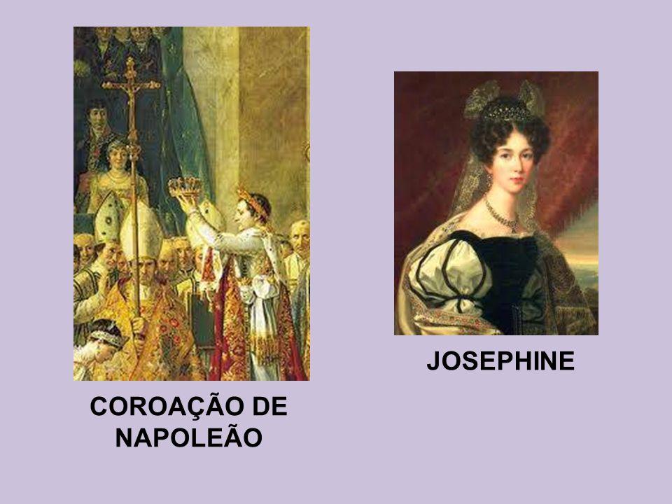 JOSEPHINE COROAÇÃO DE NAPOLEÃO